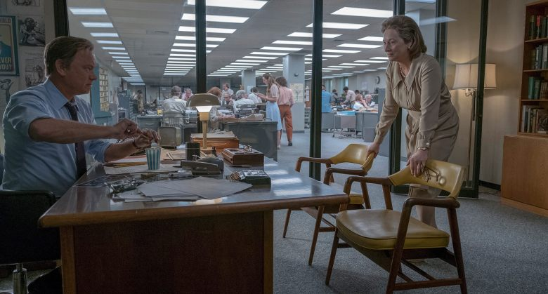 "Critica a ""The Post"" (2017) de Steven Spielberg"