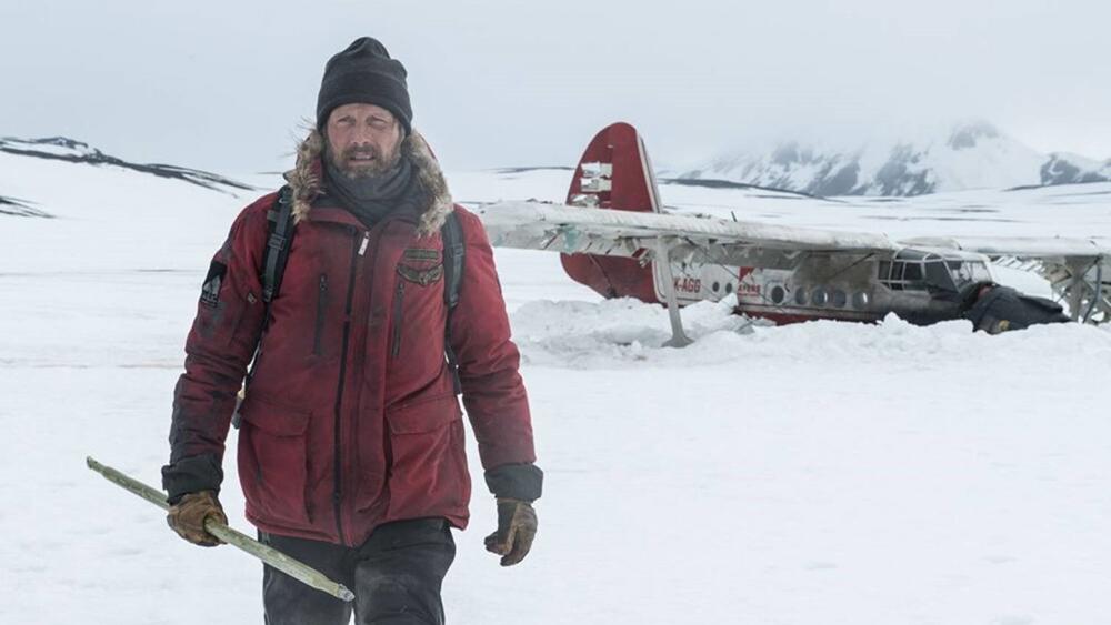 Resultado de imagen de Ártico de Joe Penna