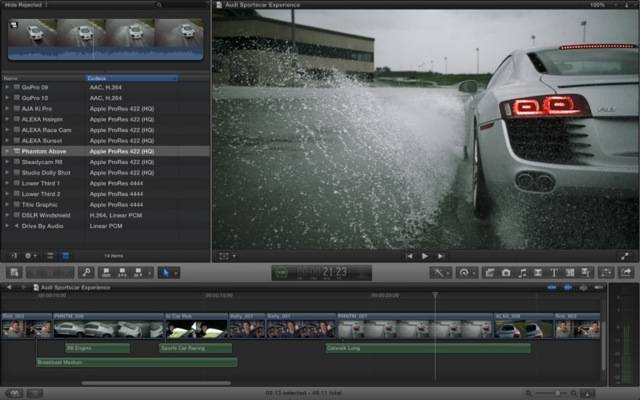 Photo of Apple quer fortalecer Final Cut Pro X