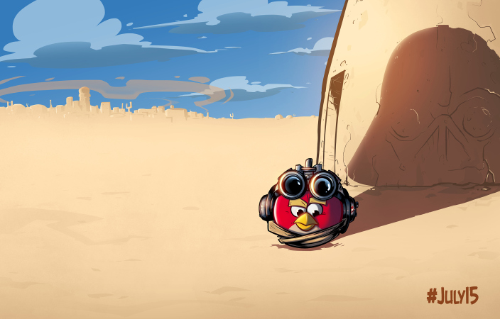 Photo of Novo Angry Birds nessa segunda ?!