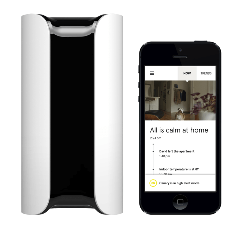 Photo of Canary, Smart Home Security device