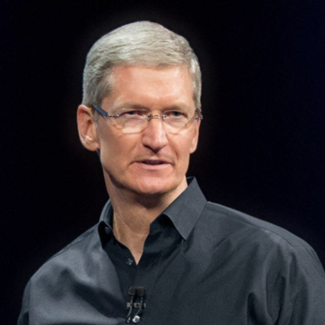 Photo of Tim Cook: OS X, iLife e iWork serão sempre gratuitos