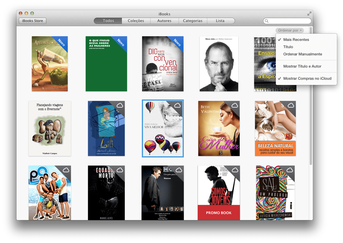 Photo of Como Apagar os iBooks da Nuvem no Mavericks