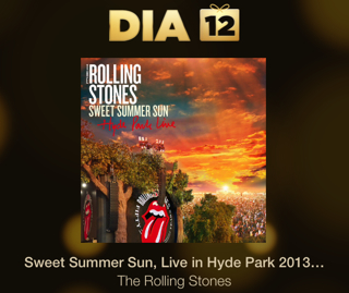 Photo of 12 dias de presentes – dia 12 – Rolling Stones