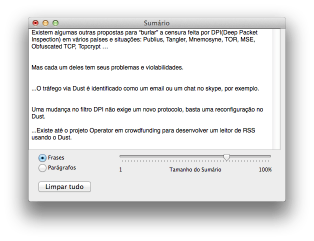 Photo of Resumindo Textos Automaticamente no Mac