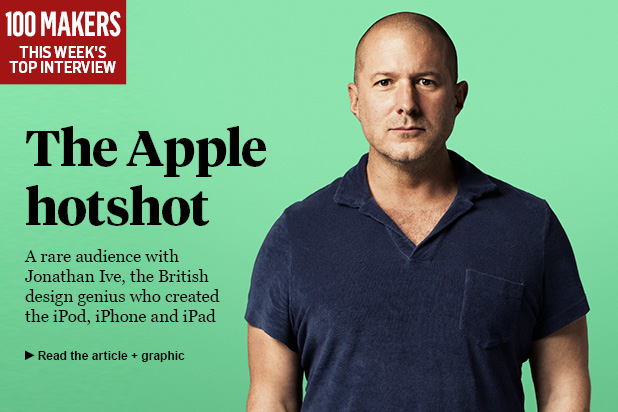 Photo of Jony Ive em rara entrevista no Sunday Times: Design, Steve Jobs, Futuro da Apple, …