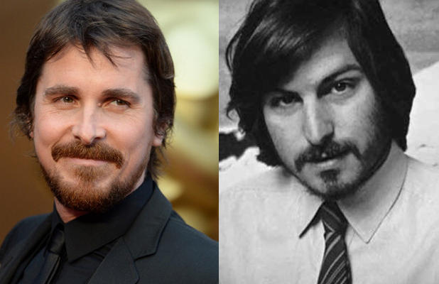 Photo of Christian Bale confirmado como Steve Jobs