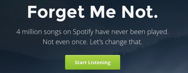 Photo of Forgotify, 20% do Spotify nunca foi tocado