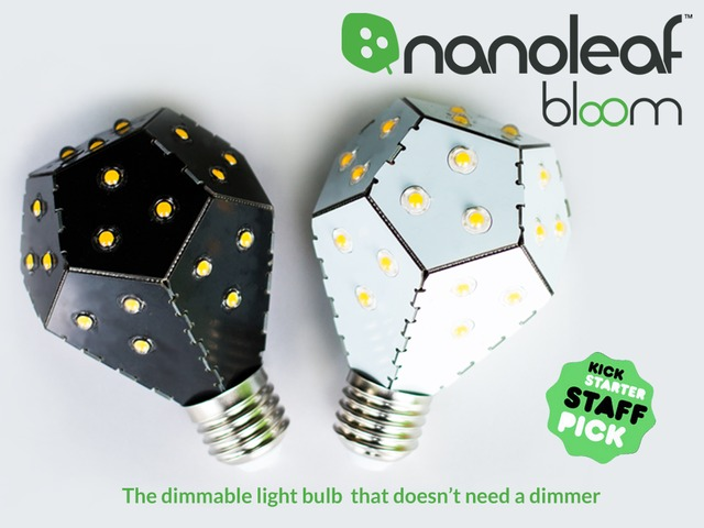 Photo of Nanoleaf Bloom, a lâmpada inteligente esperta que não precisa de app controller