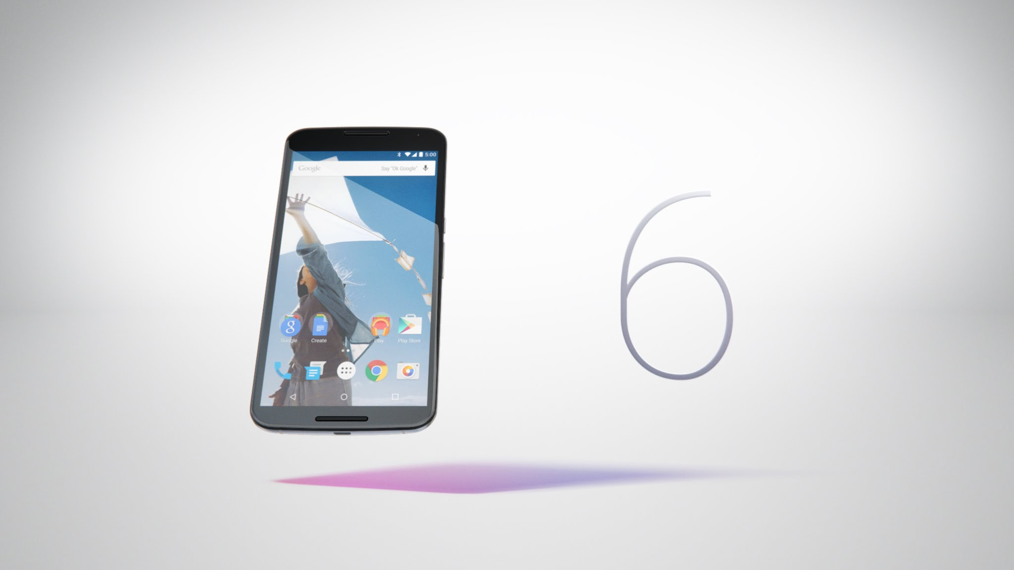 Photo of Nexus 6: Space to explore