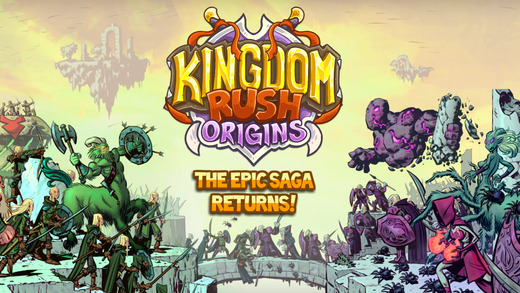 Photo of Kingdom Rush Origins, tower defense