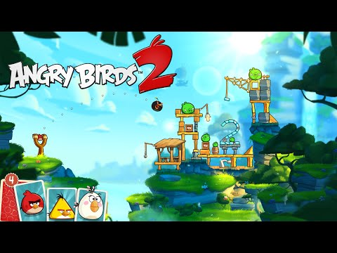 Photo of Angry Birds 2 na Área