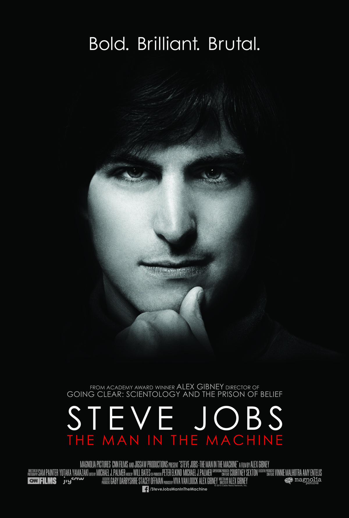 "Photo of Trailer do filme ""Steve Jobs: The Man in the Machine"""