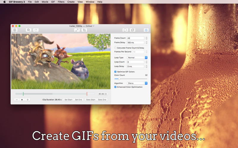Photo of Como Criar GIF's Animados a partir de Vídeos no OS X