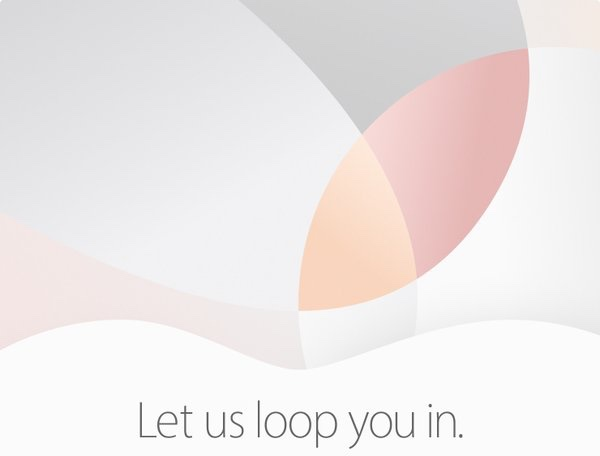 Photo of Evento da Apple dia 21 de Março, Let us loop you in