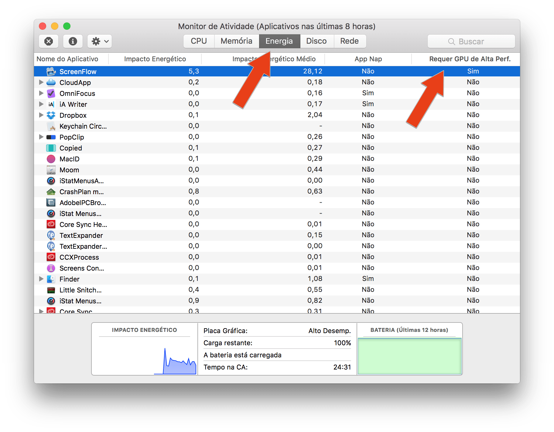 Photo of Como Descobrir os Apps que Conseguem Usar a GPU de Alta Performance dos Macs