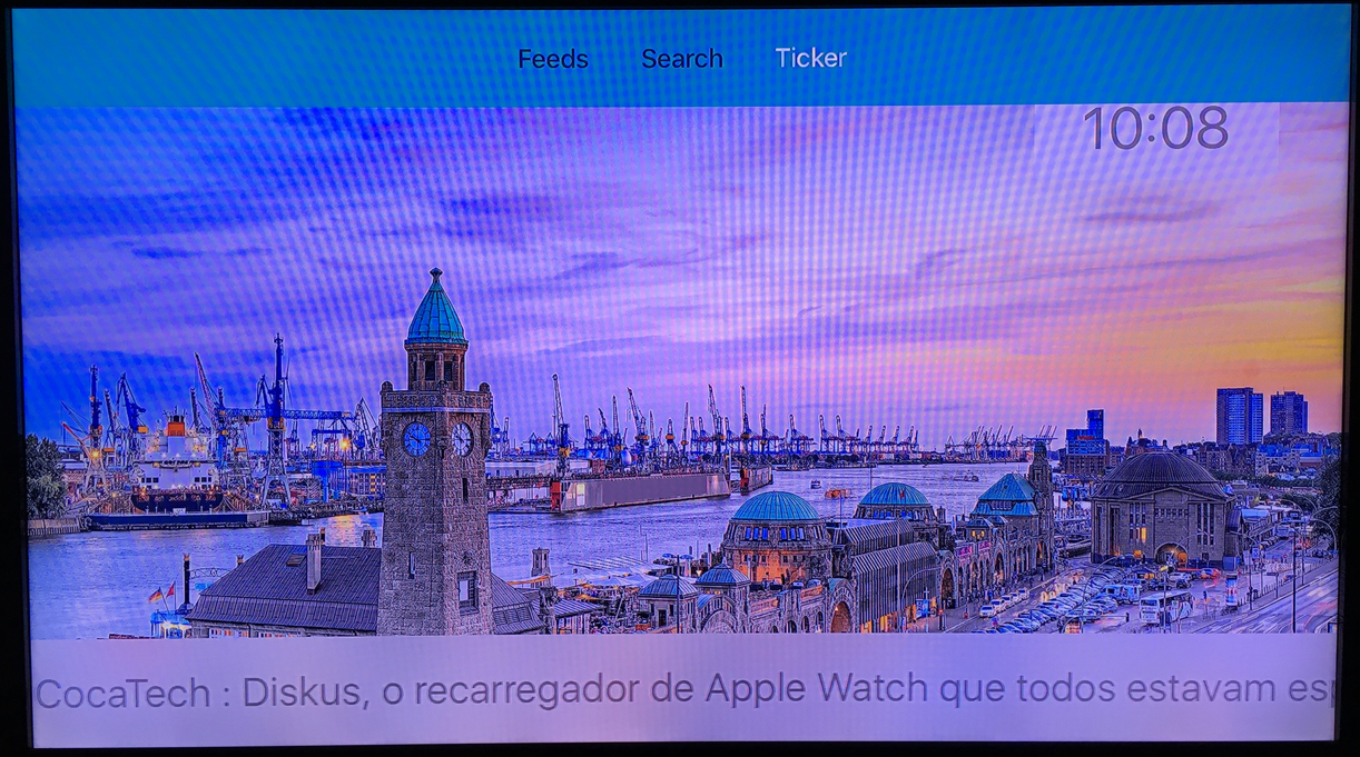 Photo of Como Colocar um Ticker de Notícias no Apple TV