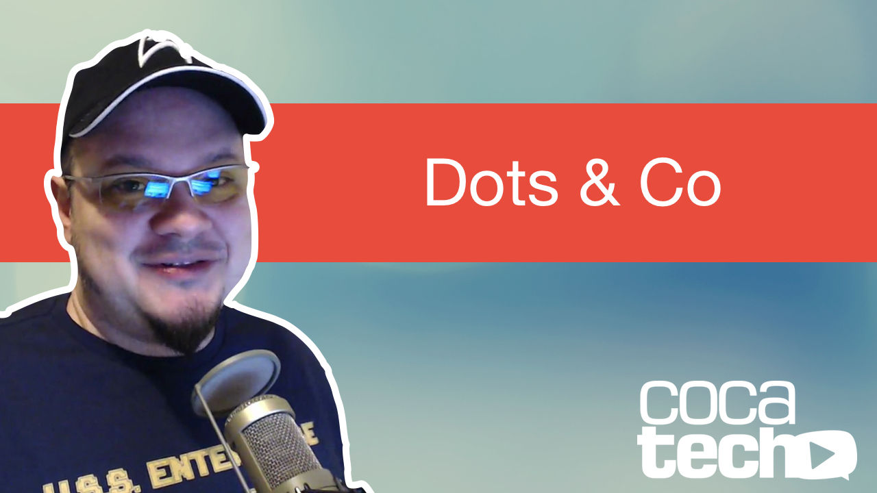 "Photo of Dots & Co, ""continuação"" do game Dots"