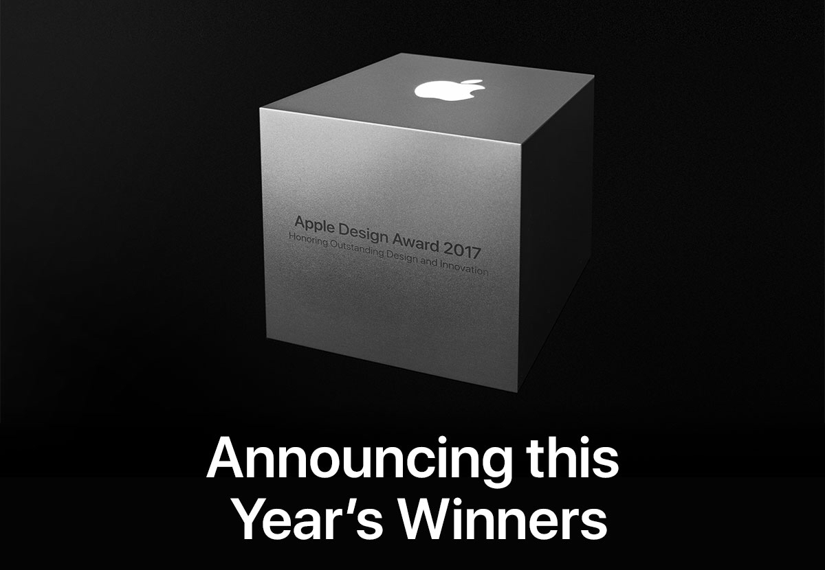 Photo of Apple Design Awards 2017 – 08/06