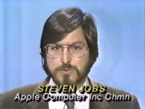 Photo of Como Jobs Via Os Computadores Em 1981