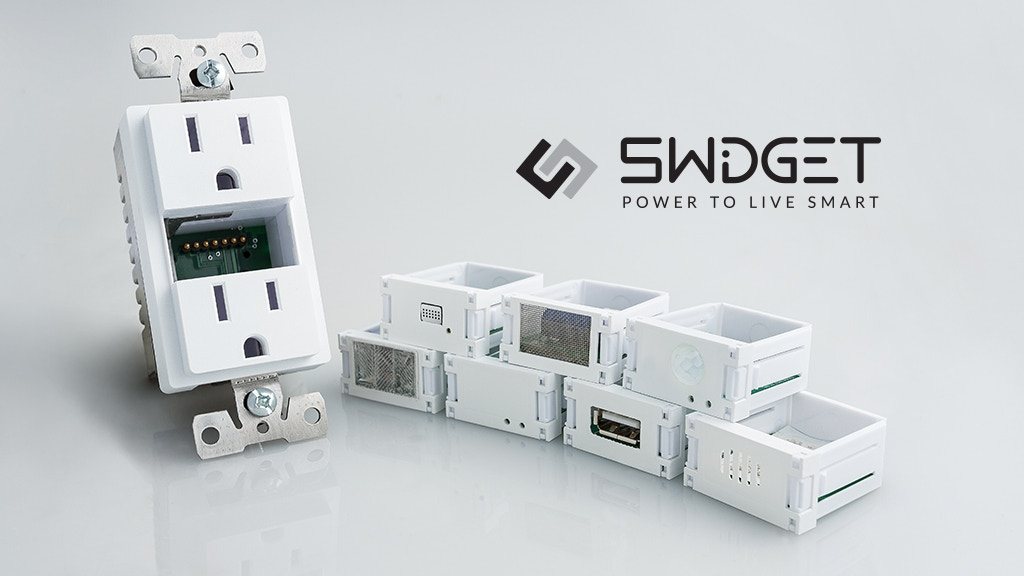 Photo of Swidget ™ Outlet: Tomada modular conectada