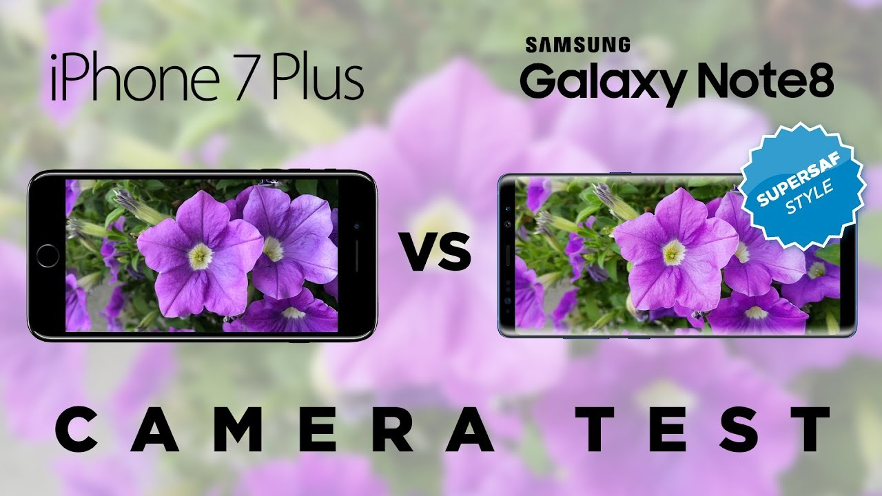 Photo of Duelo de Câmeras: iPhone 7 Plus vs. Galaxy Note 8