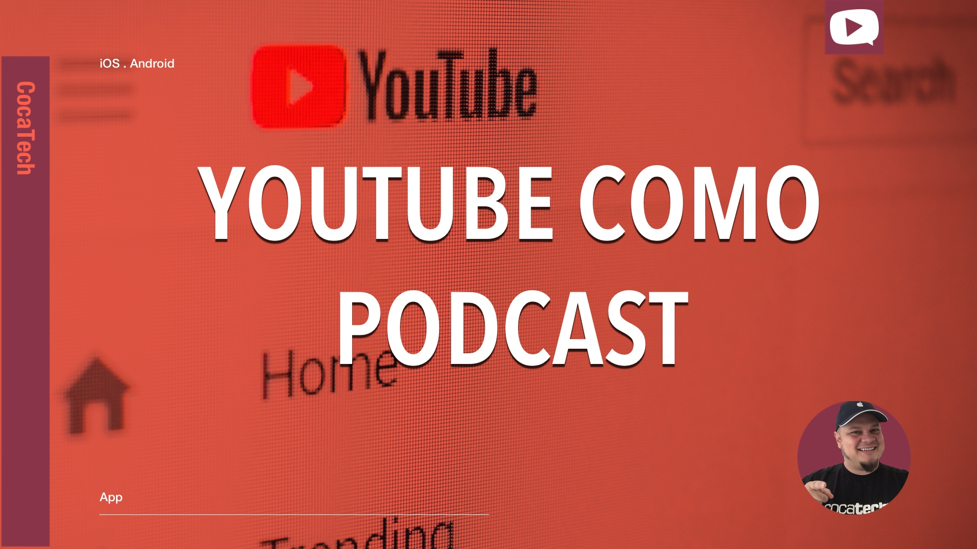 Photo of Como Ouvir/Ver YouTube Como Podcast, Transforme Canais em Feeds RSS