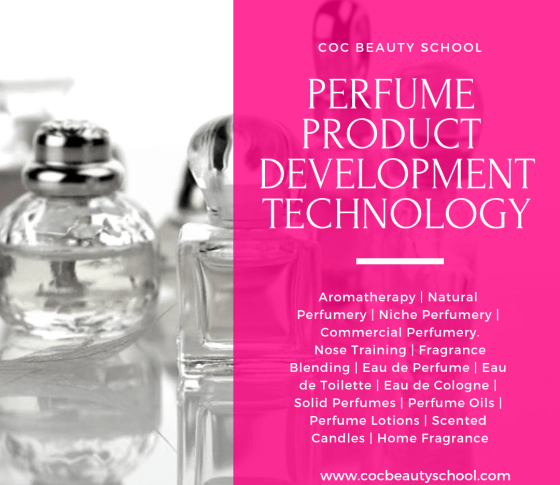 Perfume Product Development Technology