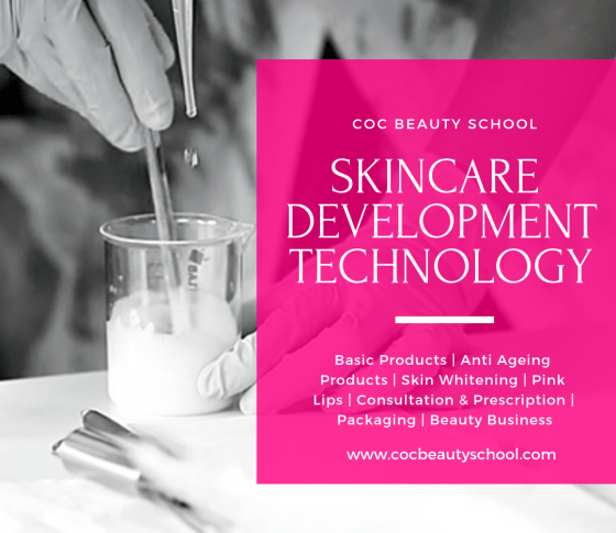 Skincare Development Technology