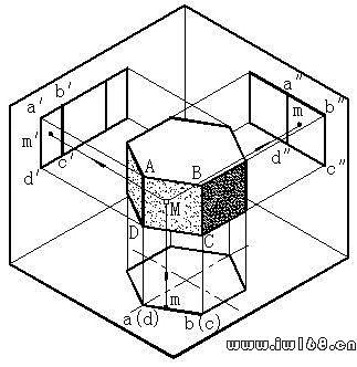機械製圖-第三章 基本體及其表面交線-基本體的投影及尺寸標註|機械製圖 - Coccad.com