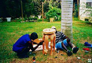 Scultori giamaicani