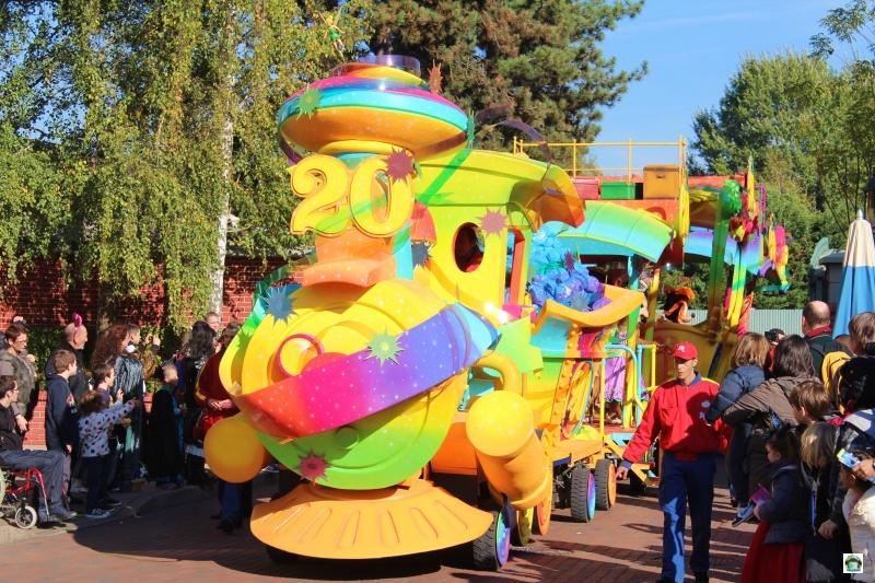 Cosa vedere a Disneyland Paris
