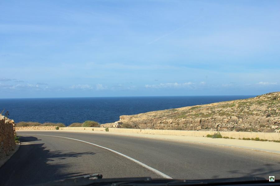 Girare Gozo con l'automobile