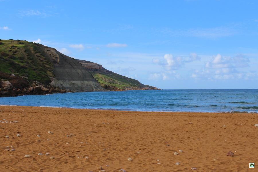 Spiaggia di Ramla Bay Gozo