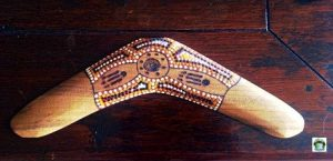 Boomerang australiano originale Gold Coast