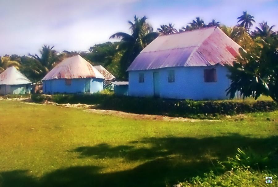 Ongea isole Fiji come vivono nel villaggio