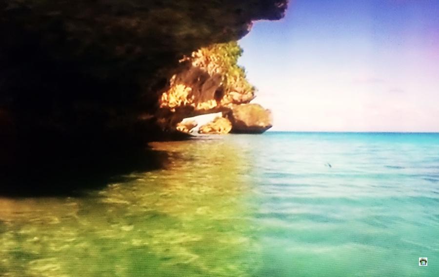 Ongea Island dove si trova
