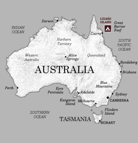 Lizard Island Australia