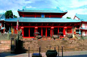 Cosa vedere a Shenzhen tempio diTian Hou