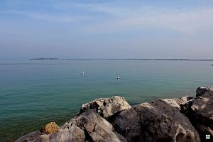 lago di Garda Desenzano - Cocco on the road