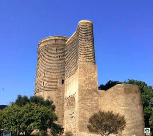 Baku Torre delle Vertigini - Cocco on the road