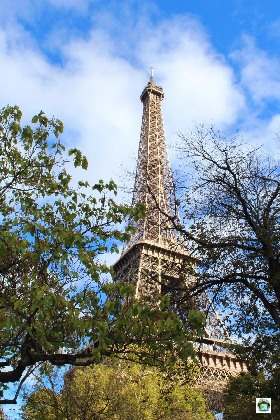 Cosa vedere a Parigi senza spendere La Tour Eiffel