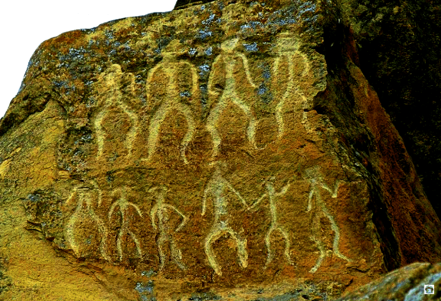 Gobustan Rock Art a Baku - Cocco on the road