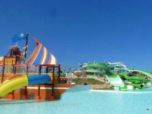 Splash park Minorca
