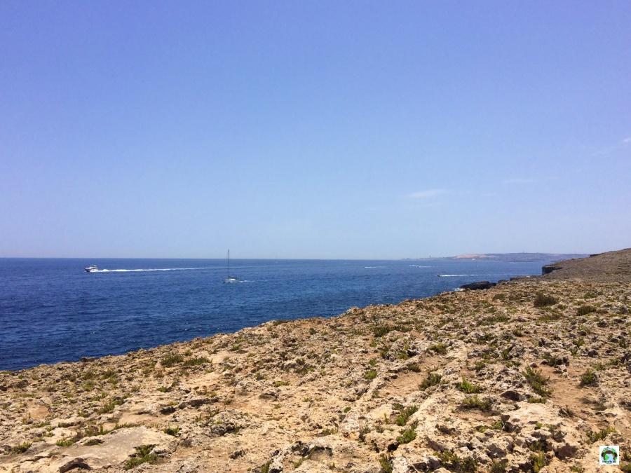 Malta Isola a picco sul mare