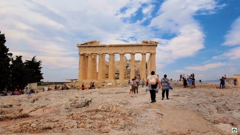 ponte immacolata Atene