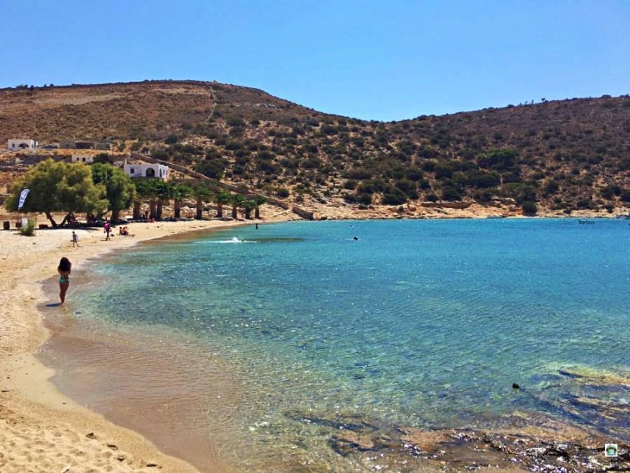 Isola di Naxos Grecia e le sue spiagge - Cocco on the road