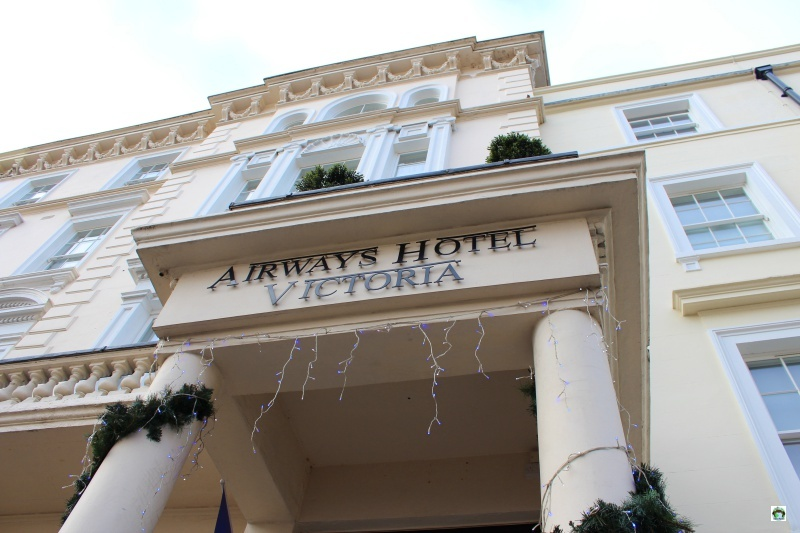 Hotel a Londra Airways