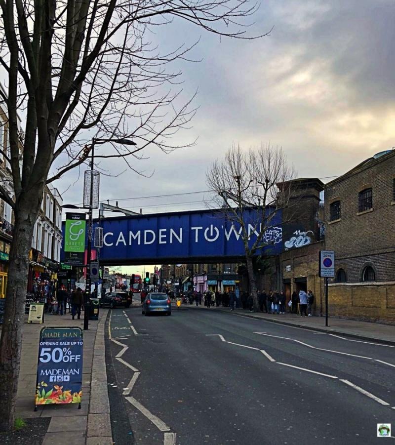 cosa vedere a londra in 3 giorni Camden Town