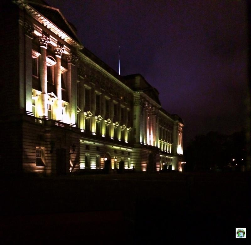 Buckingham Palace Cosa vedere a Londra in 3 giorni